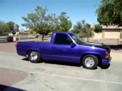 super prostreet chevy truck youtube