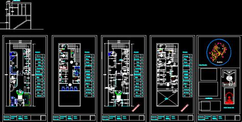 Beauty center in AutoCAD | Download CAD free (847.28 KB ...