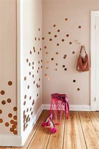 Goldene Punkte Wand : wandtattoo goldene punkte reuniecollegenoetsele ~ Michelbontemps.com Haus und Dekorationen