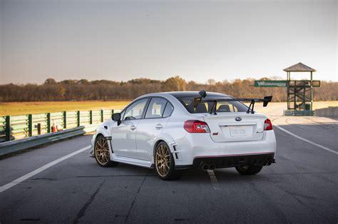 subaru wrx sti   hp race ready upgrades