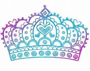 tiara drawing nº 2   Royalties 1 - Crowns   Pinterest ...