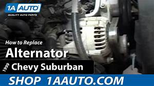 99 Tahoe Alternator Diesel Wiring Diagram