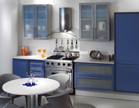 pequena  sencilla muebles de cocina