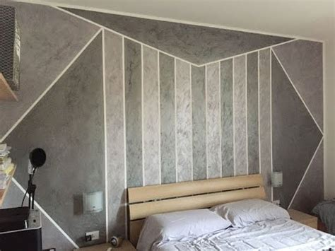 Come dipingere una parete con motivi geometrici Fai da Te Mania