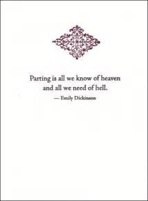 Emily Dickinson Quote