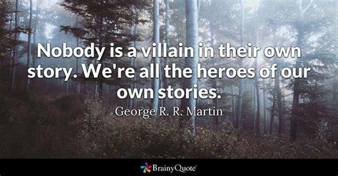 villain    story