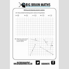 Vectors Worksheets By Busybob25  Teaching Resources Tes