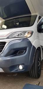 Led Drl    Fog Lights Ford Transit 2006  Fiat Ducato