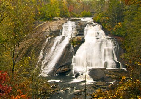High Falls, DuPont State Forest , North Carolina | ANNE ...