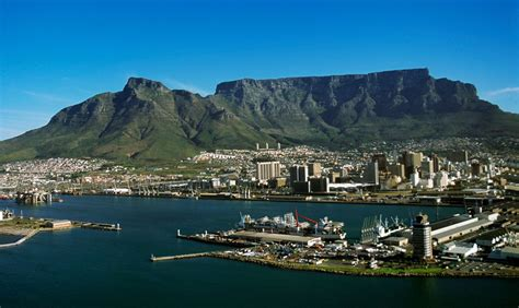 Cape Town National Legislative Capital South Africa