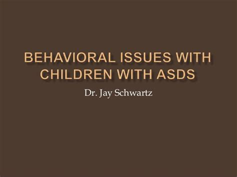 behavioral issues in preschoolers behavioral issues with children with asds 131