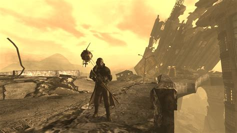 Fallout New Vegas Lonesome Road Wallpaper Never Has A Game Made Me Feel So Badass Before Fallout
