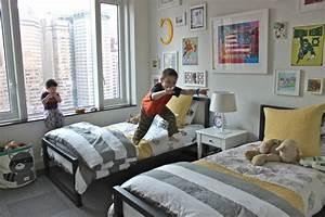 Kinderzimmer Für Zwei Jungs : 120 super originelle ideen f rs jungenzimmer ~ Michelbontemps.com Haus und Dekorationen