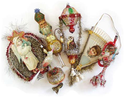 dresden star ornaments victorian ornaments    kind