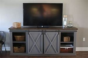 sliding door entertaint centers for living rooms best With barn door style entertainment center