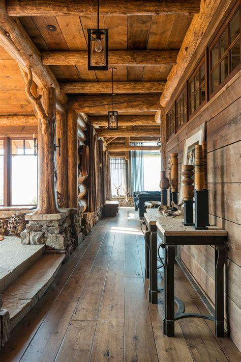 great rustic hallway designs   inspire