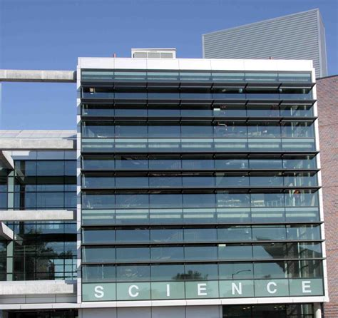 auraria science building blends technology to