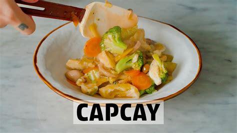 Banyak hal yang sedikit banyak mempengaruhi kualitas rasa dari cemilan/snack (mpasi 9bln), pertama dari jenis. RESEP CAPCAY. MURAH GAMPANG. - YouTube