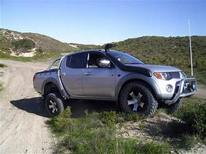 Poolza 2007 Mitsubishi Triton Specs  Photos  Modification