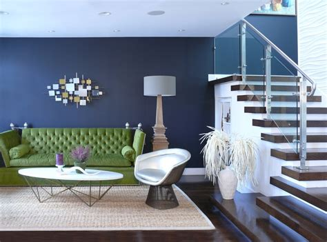 blue table ls for living room navy blue couches living room transitional with side