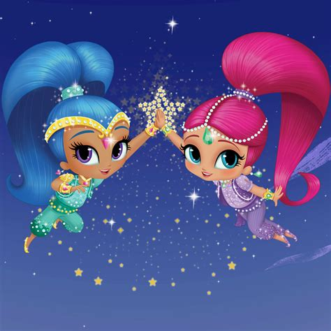 shimmer and shine l nickelodeon release dates for new shimmer and shine and