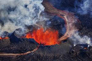 10/29/2014 — NEW Eruption point at Bardarbunga Volcano in ...