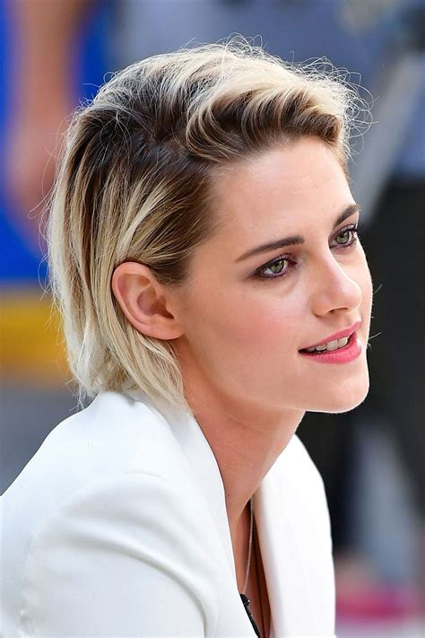 kristen stewarts hair  obsessed  book kristen stewart short hair kristen