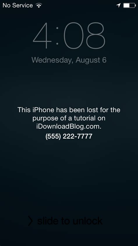someone stole my iphone and turned it how to turn on lost mode for your iphone or