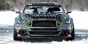 Check out Vaughn Gittin Jr's 2015 Mustang RTR drift car