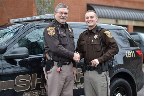 county sheriff s office sheriff s department selects new k9 handler