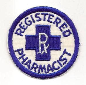 Registered Pharmacist by Unsophisticated