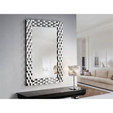 miroir decoratif pas cher wordmark