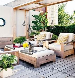 Terrassen deko ideen terrasse gestalten den auenbereich for Deko terrasse