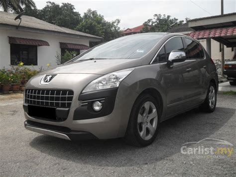 peugeot 1008 used peugeot 3008 2012 1 6 in selangor automatic suv grey for