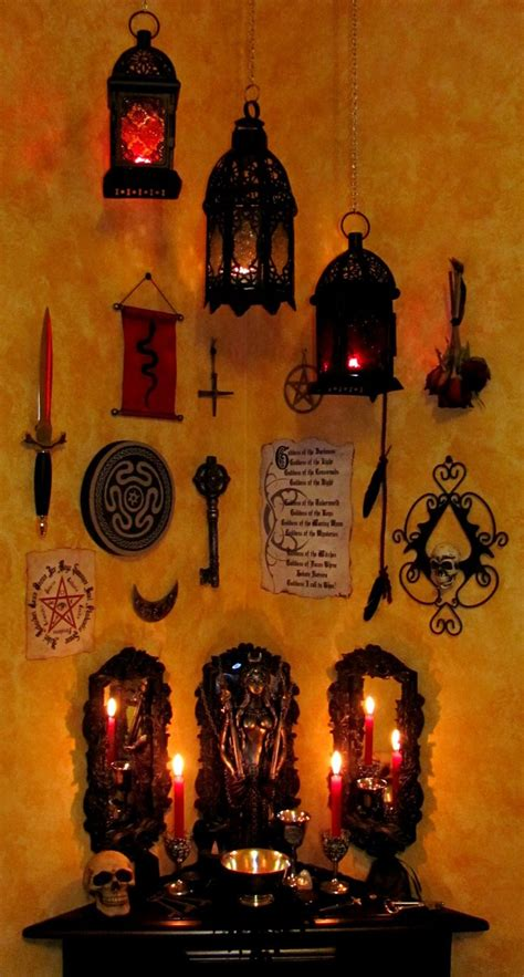 Wiccan Decor - 987 best home altars and shrines images on