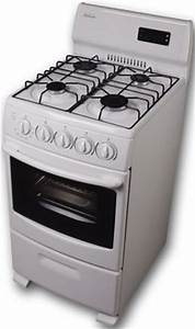 Sunbeam Sns2gmlsaw Freestanding Gas Range With 4 Sealed