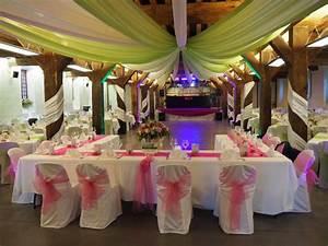 Décoration Salle Mariage : decoration mariage salle de reception ~ Melissatoandfro.com Idées de Décoration