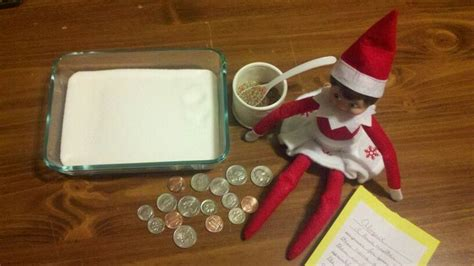 41 Best Our Elf On The Shelf Pics Images On Pinterest