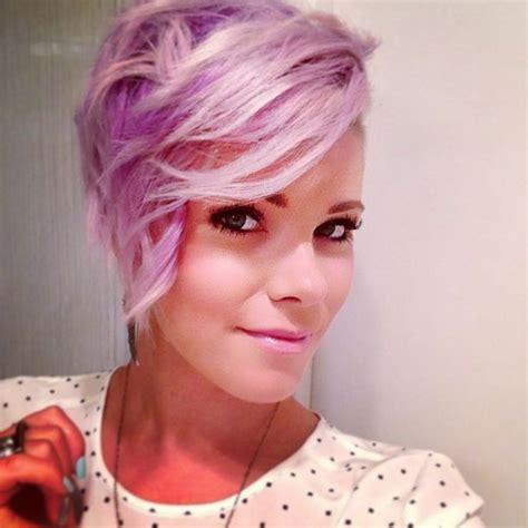 Faded Purple Hair Hairbeauty Pinterest