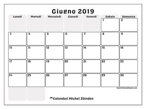 calendario luglio 2019 da stare pdf calendario giugno 2019 44ld michel zbinden it