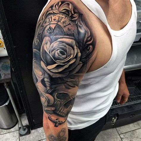badass shoulder tattoos  men familytattoosformen
