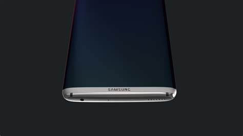 Galaxy S8 Edge This Samsung Galaxy S8 Edge Concept Is As Stunning As They Come