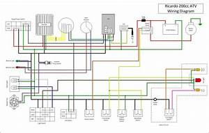 Wiring Diagram For Tao Tao Ata-300h1