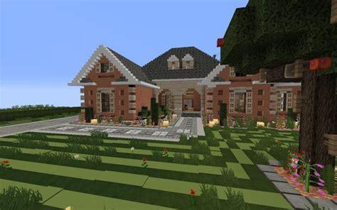 Large Suburban House ? Minecraft House Design