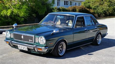 a toyota 1979 toyota corona mark ii with a 1gz fe v12 engine swap