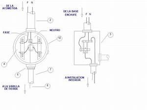 Diagrama Electrico De Una Casa