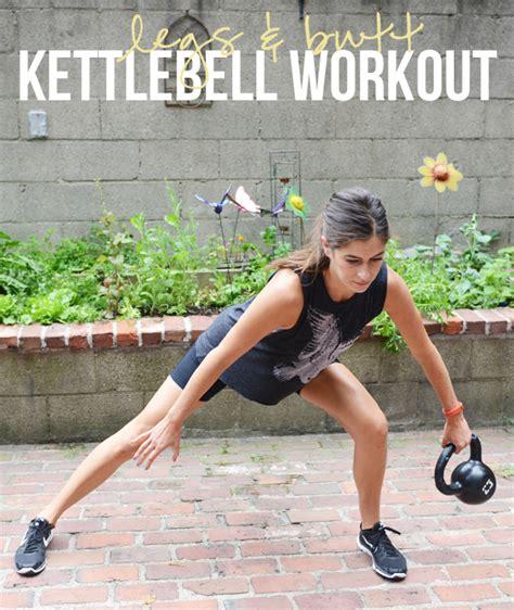 workout kettlebell butt legs cardio iron pumps body
