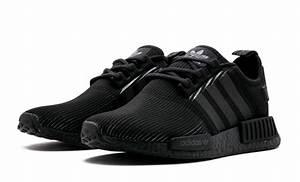 adidas NMD R1 Triple Black Release Date