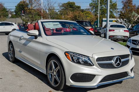 The ice drives the rear wheels of the vehicle. New 2017 Mercedes-Benz C-Class C 300 4MATIC® Cabriolet Convertible in Louisville #M16117 | Tafel ...