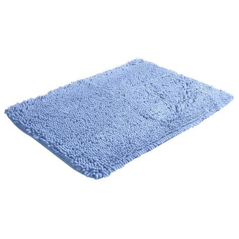microfiber doormat dii microfiber chenille bath mat rectangular 2245p